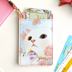 choo choo card neck strap(renewal)